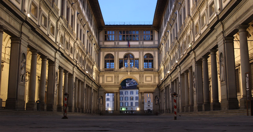 Book Uffizi Gallery Tour Tickets Online