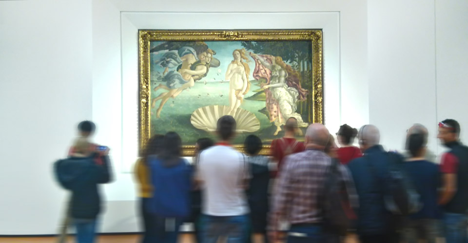 Book Uffizi Audio Tour Tickets Online